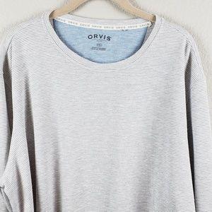 ORVIS BRAND | Lightweight Pullover Sweatshirt